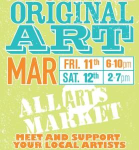All Arts Market 2010