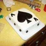 spades cake