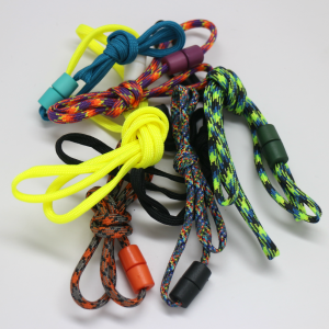 Colorful Paracord in Solid and Patterns