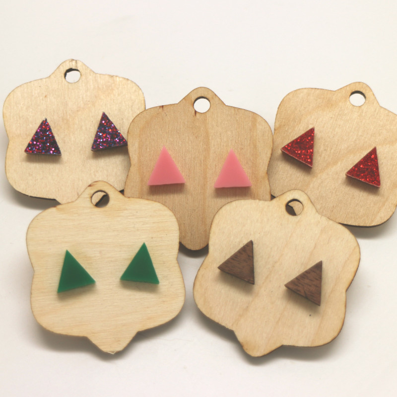 tinytrianglestuds